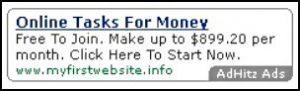 Clixsense Advertisement