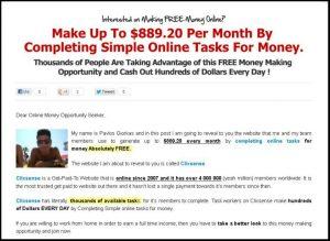 online tasks for money