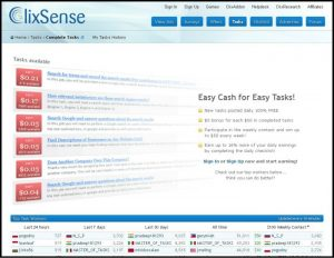 Adhitz - Clixsense Case Study