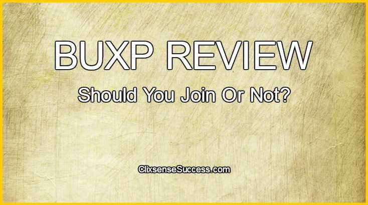BuxP Review : Should You Join BuxP?