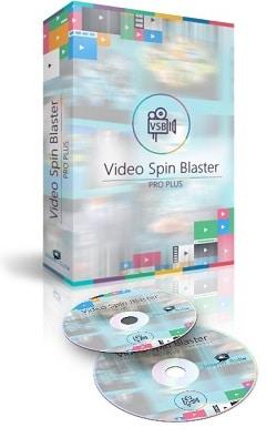 Video Spin Blaster PRO Plus