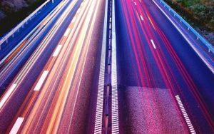 traffic timelapse image